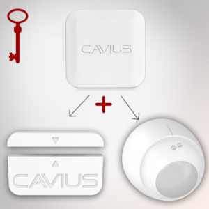 Cavius security pack
